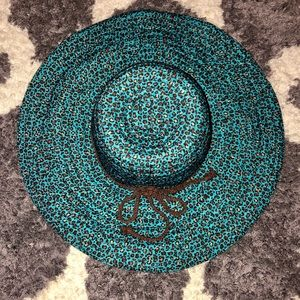 Claire's Floppy Beach Hat